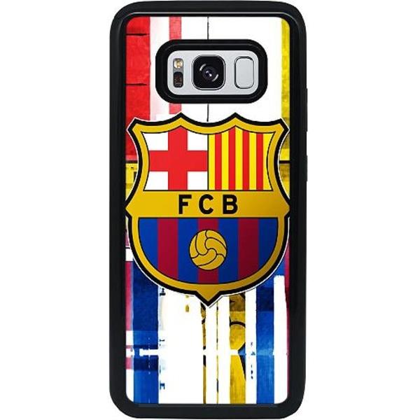 Samsung Galaxy S8 Heavy Duty 2IN1 FC Barcelona