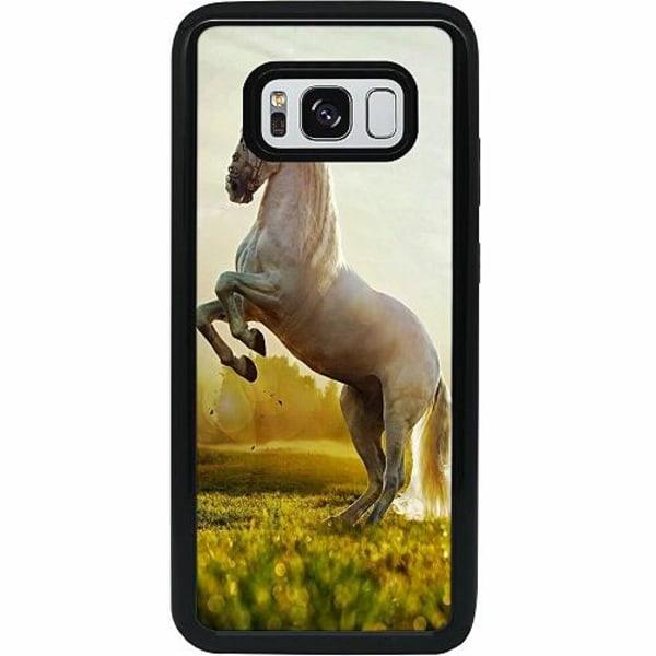 Samsung Galaxy S8 Heavy Duty 2IN1 Häst / Horse