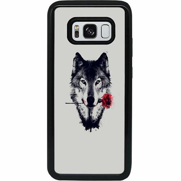 Samsung Galaxy S8 Heavy Duty 2IN1 Wolf / Varg