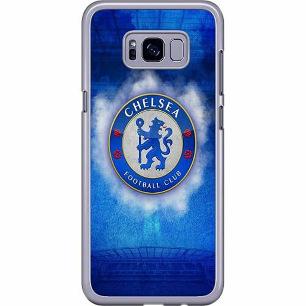 Samsung Galaxy S8 Plus Hard Case (Transparent) Chelsea