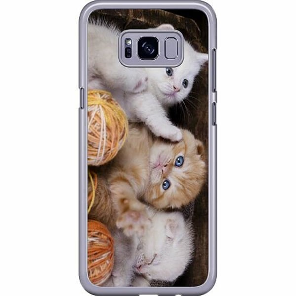 Samsung Galaxy S8 Plus Hard Case (Transparent) Katter