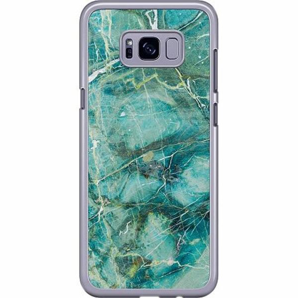 Samsung Galaxy S8 Plus Hard Case (Transparent) Light Emerald