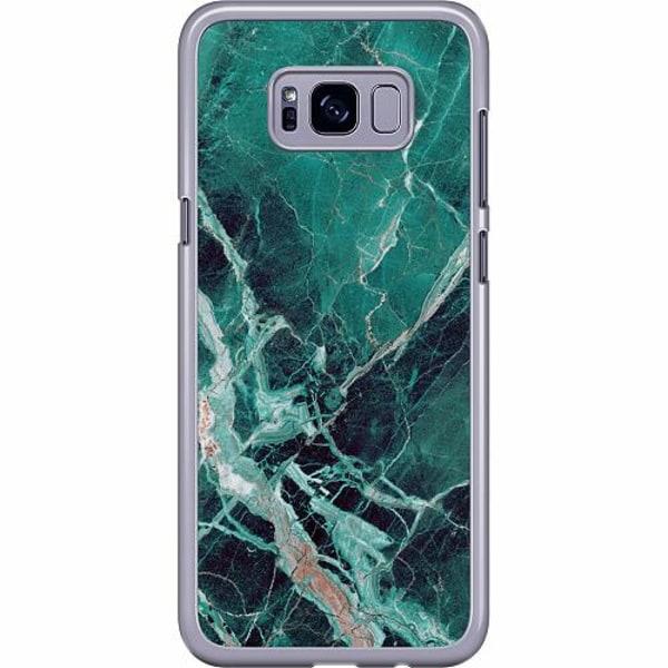 Samsung Galaxy S8 Plus Hard Case (Transparent) Marmor