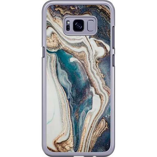 Samsung Galaxy S8 Plus Hard Case (Transparent) Mönster