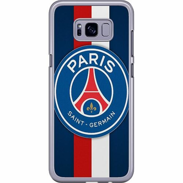 Samsung Galaxy S8 Plus Hard Case (Transparent) PSG