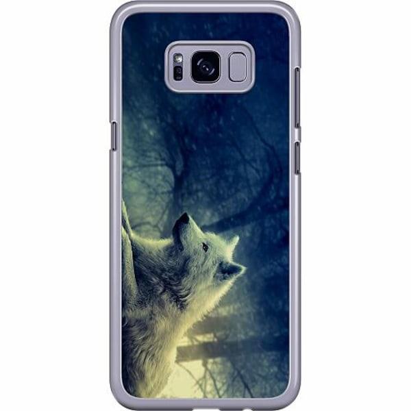 Samsung Galaxy S8 Plus Hard Case (Transparent) Varg