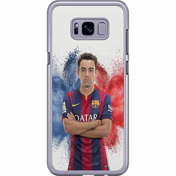 Samsung Galaxy S8 Plus Hard Case (Transparent) Xavi Hernandes