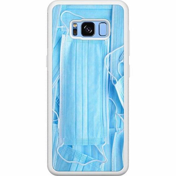 Samsung Galaxy S8 Soft Case (Vit) Keep 'Em Comin'