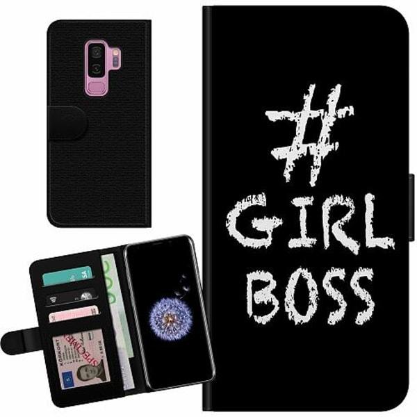Samsung Galaxy S9+ Billigt Fodral Boss