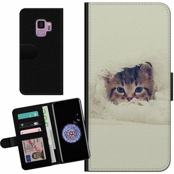 Samsung Galaxy S9 Billigt Fodral Grumpy Cat