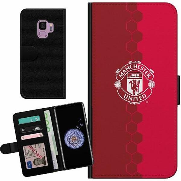 Samsung Galaxy S9 Billigt Fodral Manchester United FC