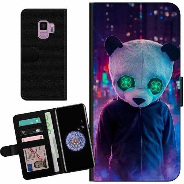 Samsung Galaxy S9 Billigt Fodral Panda