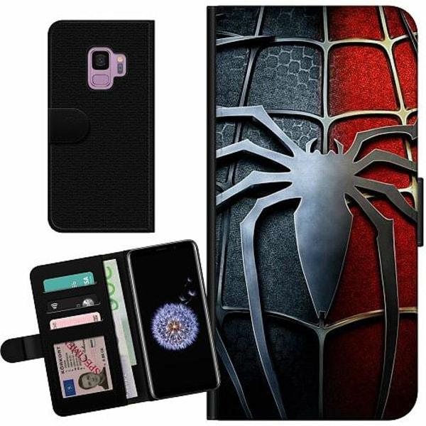Samsung Galaxy S9 Billigt Fodral Spiderman