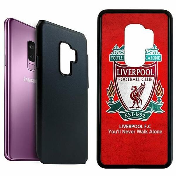 Samsung Galaxy S9+ Duo Case Svart Liverpool YNWA