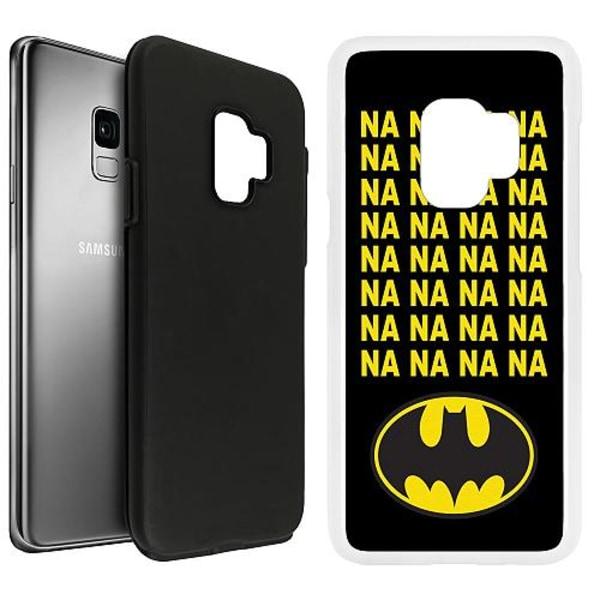 Samsung Galaxy S9 Duo Case Vit Batman