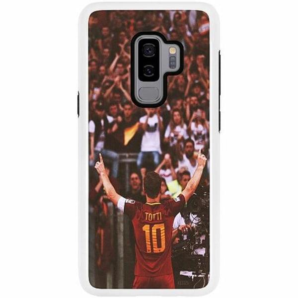 Samsung Galaxy S9+ Duo Case Vit Francesco Totti