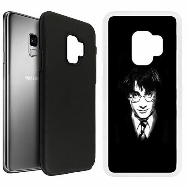 Samsung Galaxy S9 Duo Case Vit Harry Potter