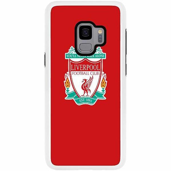 Samsung Galaxy S9 Duo Case Vit Liverpool