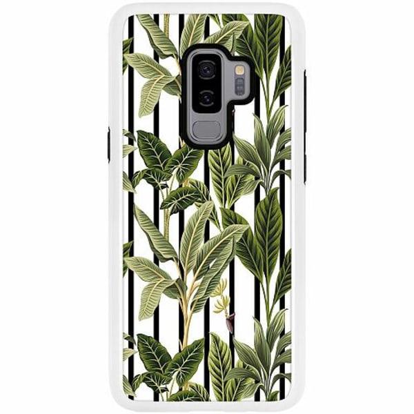 Samsung Galaxy S9+ Duo Case Vit Löv