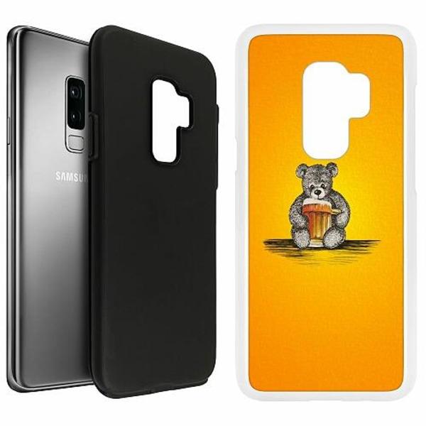 Samsung Galaxy S9+ Duo Case Vit Öl