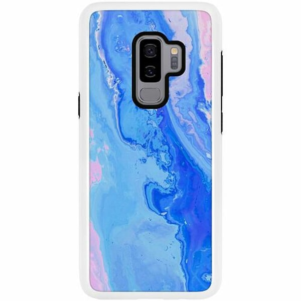 Samsung Galaxy S9+ Duo Case Vit Pattern