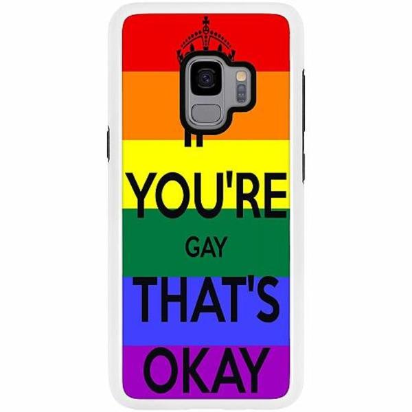 Samsung Galaxy S9 Duo Case Vit Pride