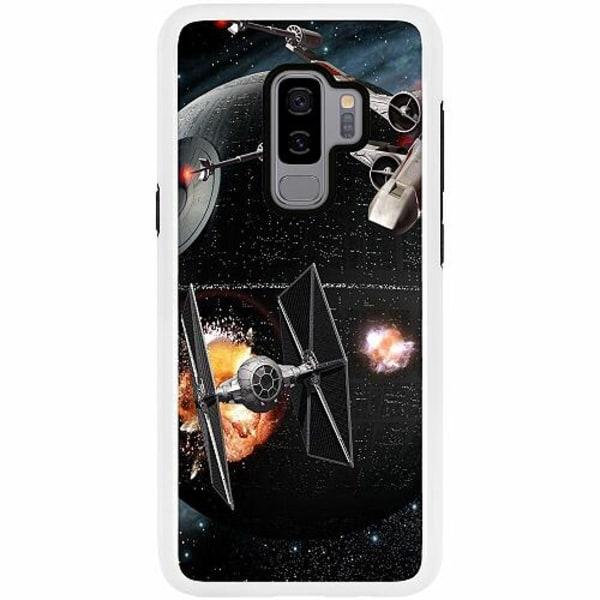 Samsung Galaxy S9+ Duo Case Vit Star Wars