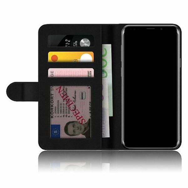 Samsung Galaxy S9+ Fodralskal Stickers