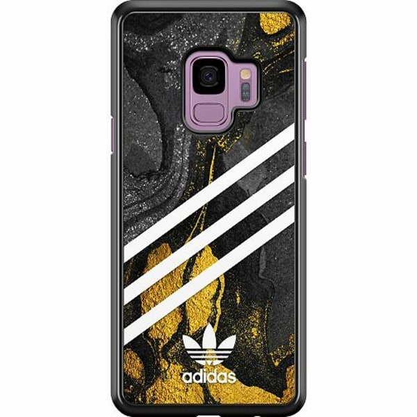 Samsung Galaxy S9 Hard Case (Svart) Fashion