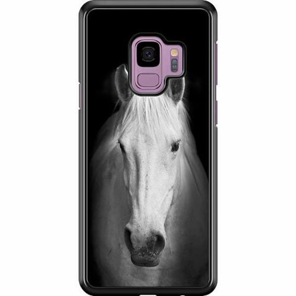 Samsung Galaxy S9 Hard Case (Svart) Häst