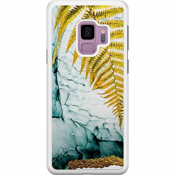 Samsung Galaxy S9 Hard Case (Vit) Havana