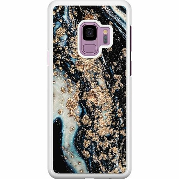 Samsung Galaxy S9 Hard Case (Vit) Jet