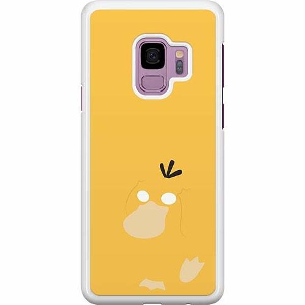 Samsung Galaxy S9 Hard Case (Vit) Pokémon - Psyduck