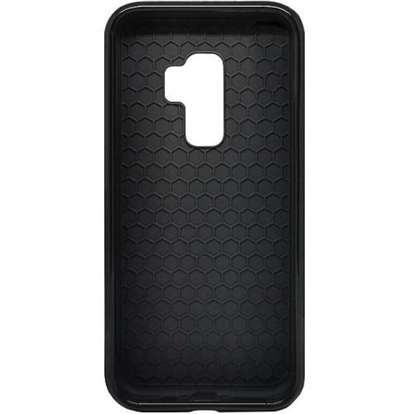 Samsung Galaxy S9+ Heavy Duty 2IN1 Bokstaven - E