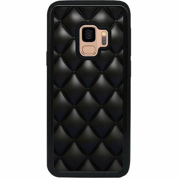 Samsung Galaxy S9 Heavy Duty 2IN1 Leather Black