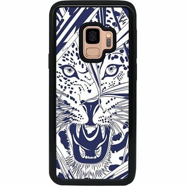 Samsung Galaxy S9 Heavy Duty 2IN1 Manga Tiger