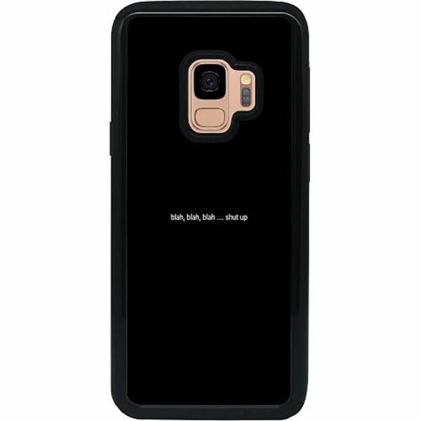 Samsung Galaxy S9 Heavy Duty 2IN1 shut up