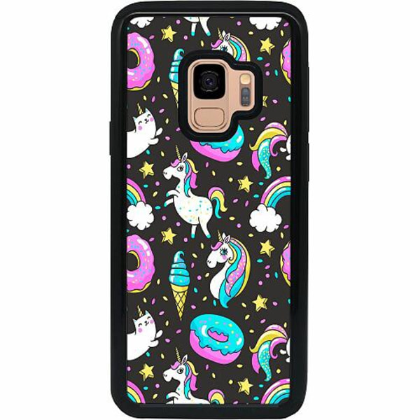 Samsung Galaxy S9 Heavy Duty 2IN1 Unicorn