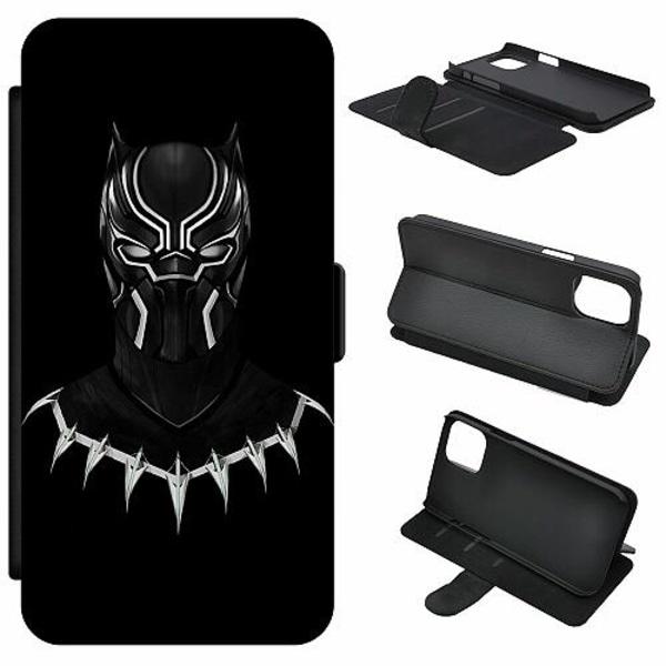 Apple iPhone 12 Mobilfodral Black Panther