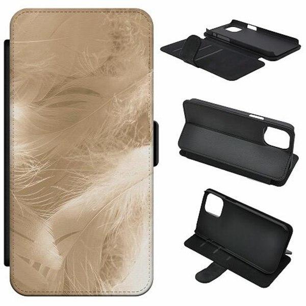 Apple iPhone 12 Mobilfodral Golden Fluff