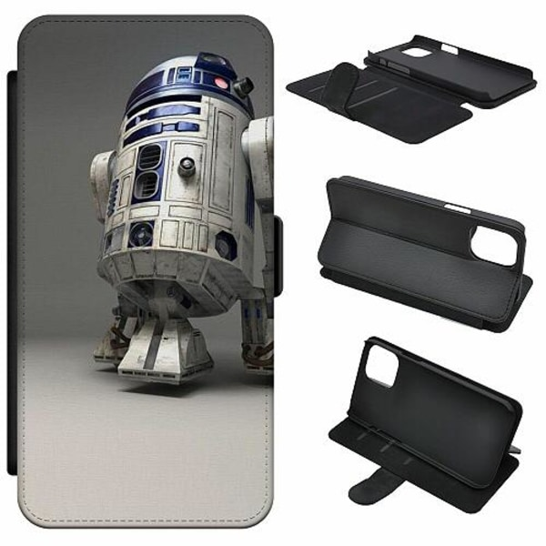 Huawei P30 Lite Mobilfodral R2D2 Star Wars