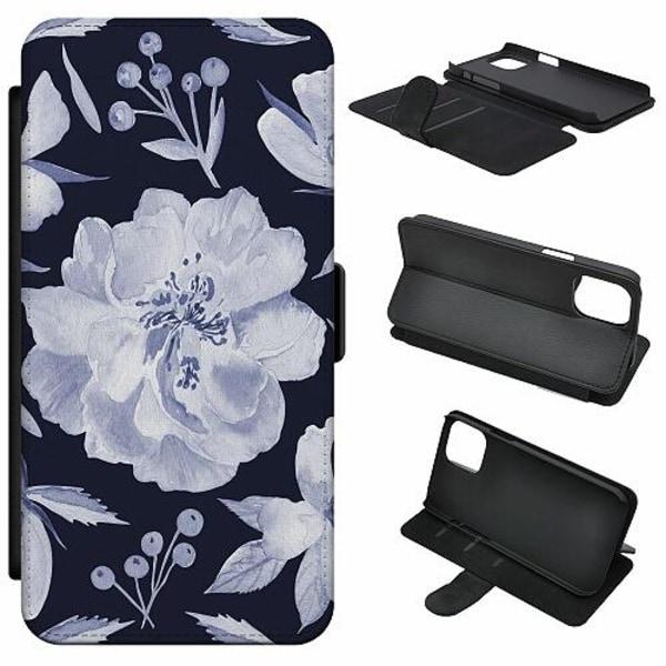 Apple iPhone 12 Mobilfodral Rythm and Blue Hues