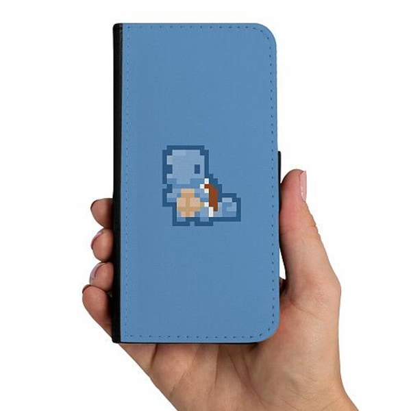 Samsung Galaxy A10 Mobilskalsväska Pixel art Pokémon