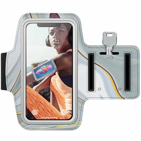 Motorola Moto Z Play Träningsarmband / Sportarmband -  Pattern
