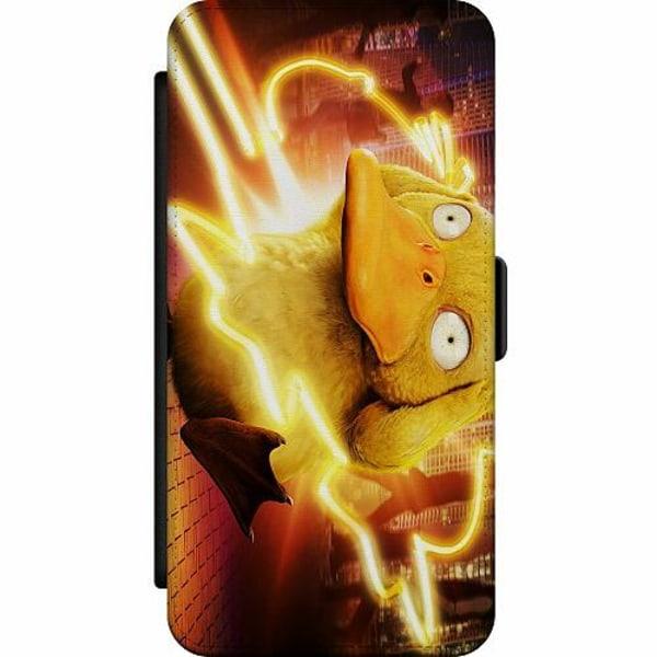 Samsung Galaxy S9+ Skalväska Detective Pikachu - Psyduck