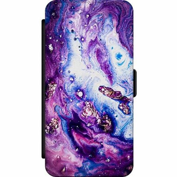 Samsung Galaxy Note 20 Wallet Slim Case Galaxy Marble
