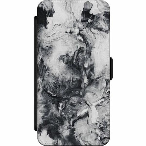 Samsung Galaxy Note 20 Wallet Slim Case Liquid Smoke