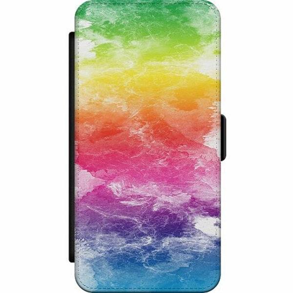 Samsung Galaxy Note 20 Wallet Slim Case Watercolor Fade