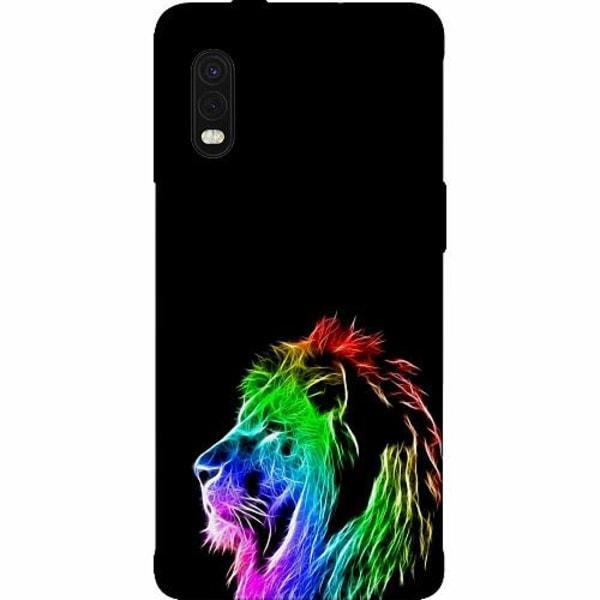Samsung Galaxy XCover Pro Mjukt skal - Lion