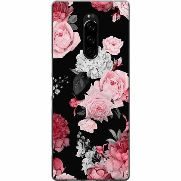 Sony Xperia 1 Mjukt skal - Blommor